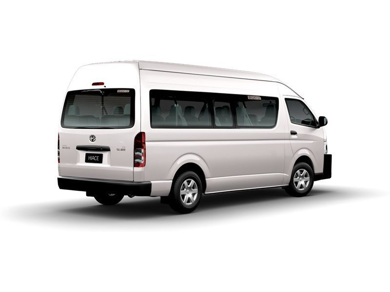 Toyota Commuter Bus