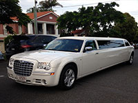 Chrysler 300c Stretch Limousines